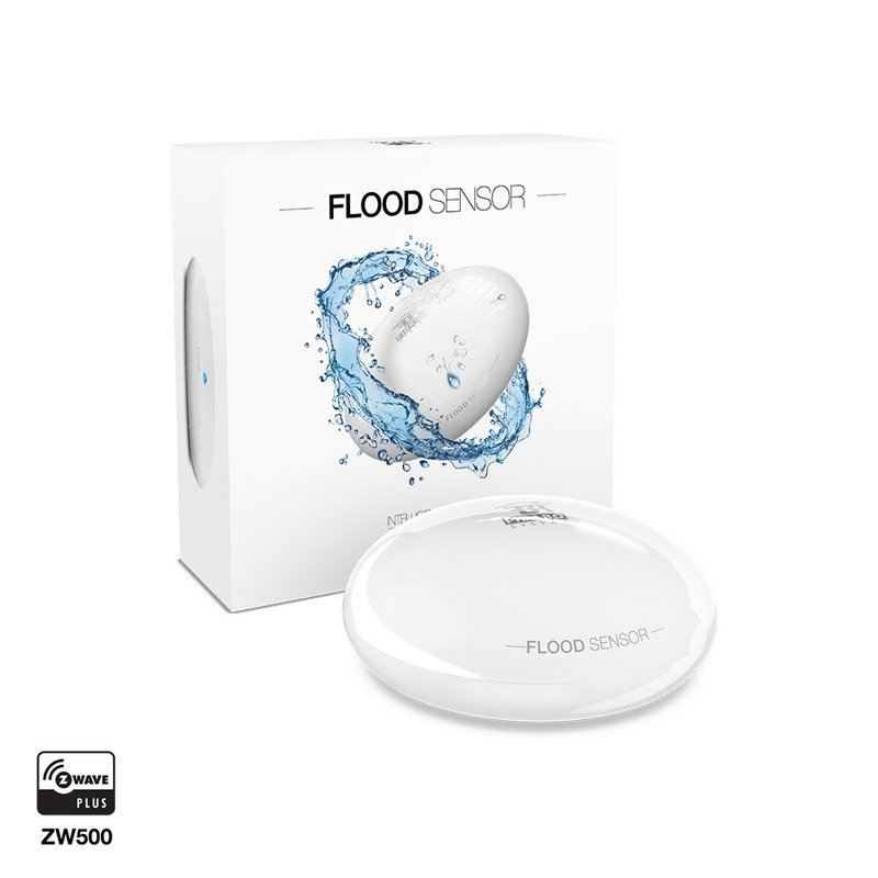 Flood Sensor FGFS-101 Fibaro